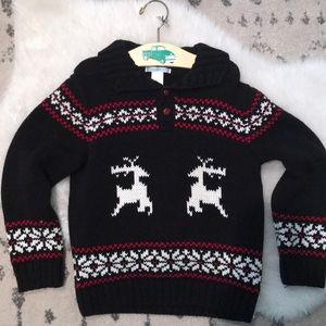 Janie and Jack Holiday Sweater 6